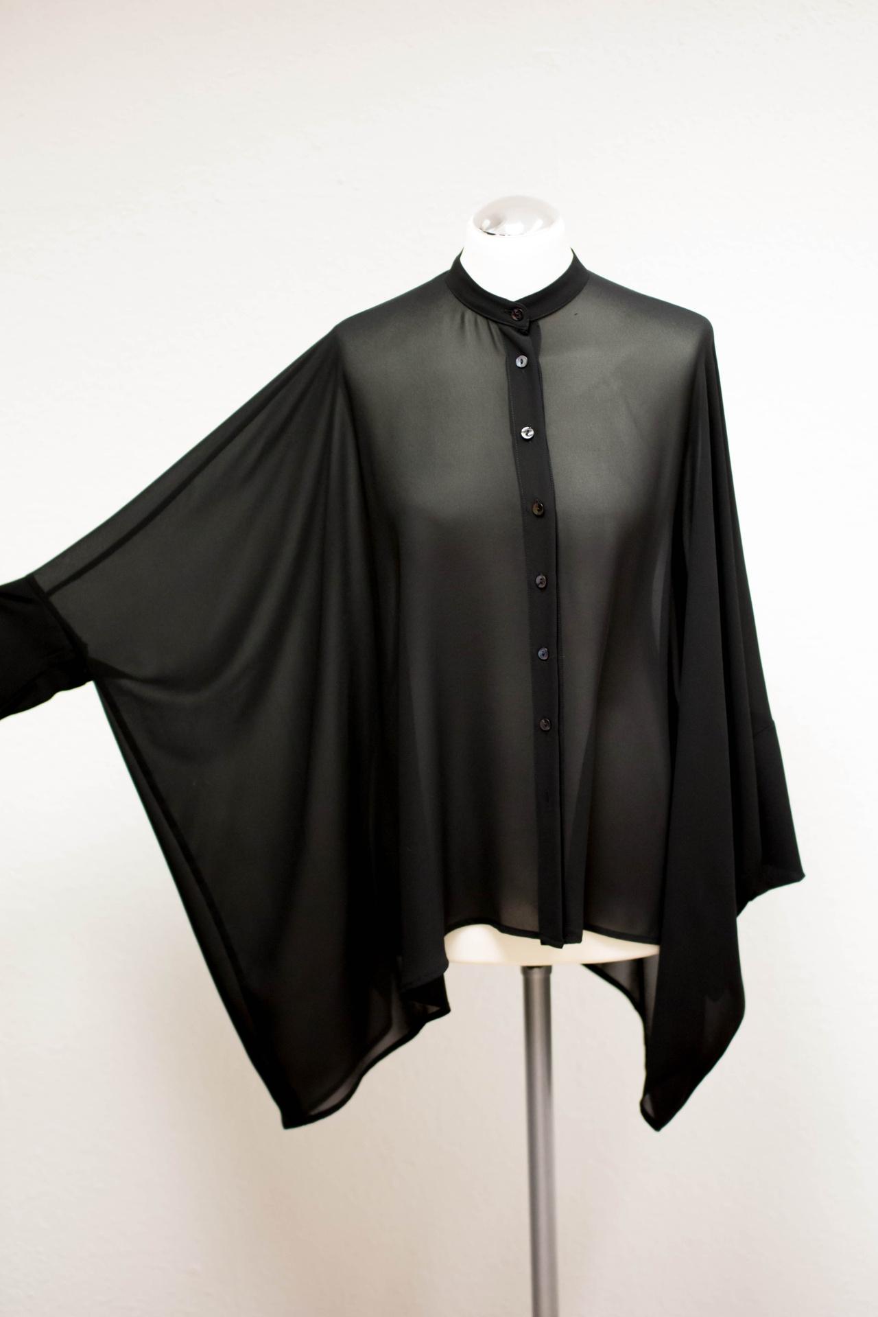 Schwarze Buse von Imperial Fashion Schwarze Buse von Imperial Fashion 38 1