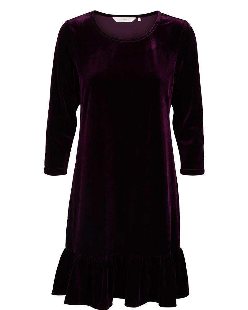 COCKYAPPLE DRESS von Nümph COCKYAPPLE DRESS von Nümph 7517826 box potent purple 1