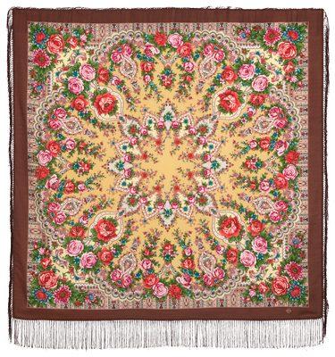 "Russischer Schal ""Carmelita"" 1775 16 375x400"