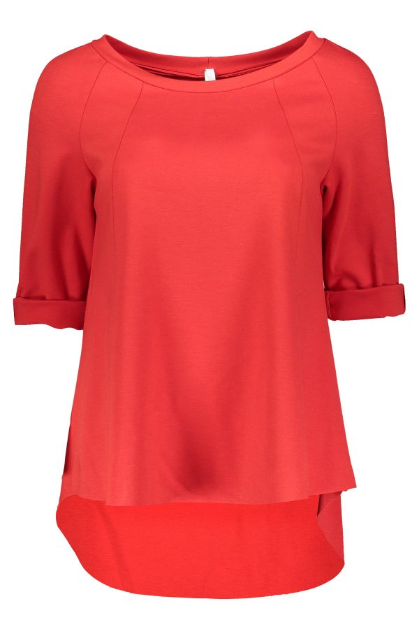 Basic Shirt Rosso