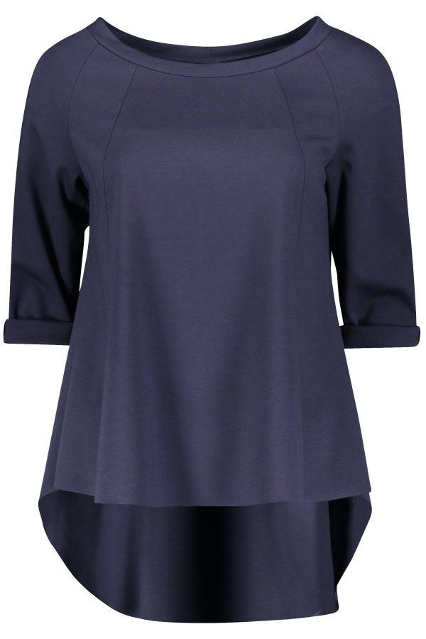 shirt in blau