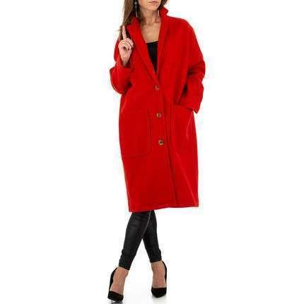 "Damenmantel in rot ""Blogger Style"""
